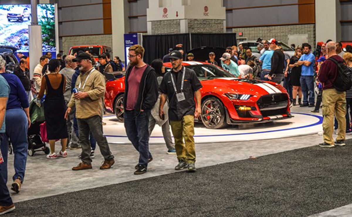Washington Auto Show Moves To Early Spring 2021