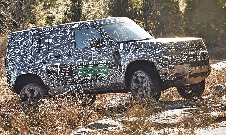 Critics Of Land Rover S Defender Design Should Reserve Judgment