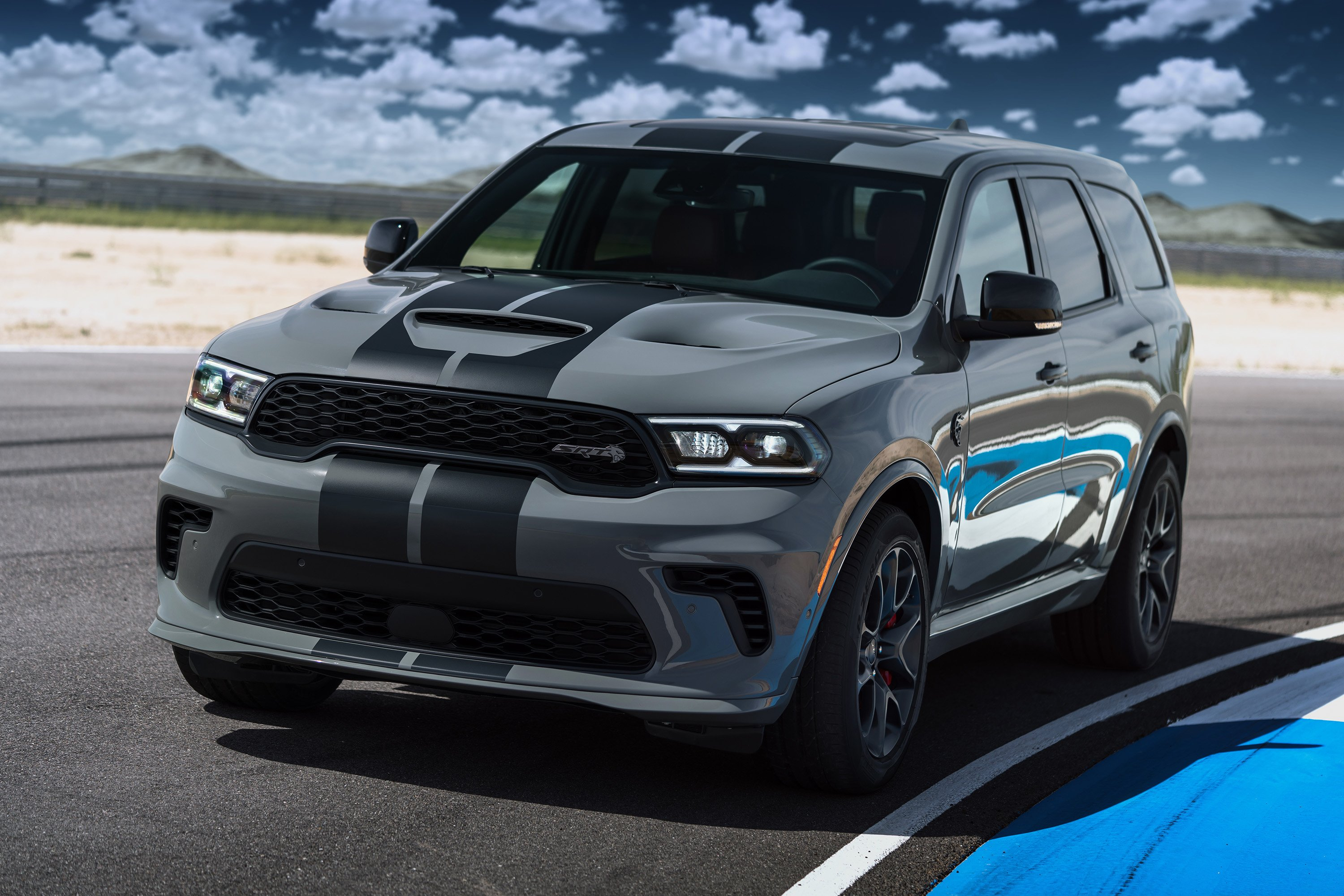 2021 Dodge Journey Srt Engine