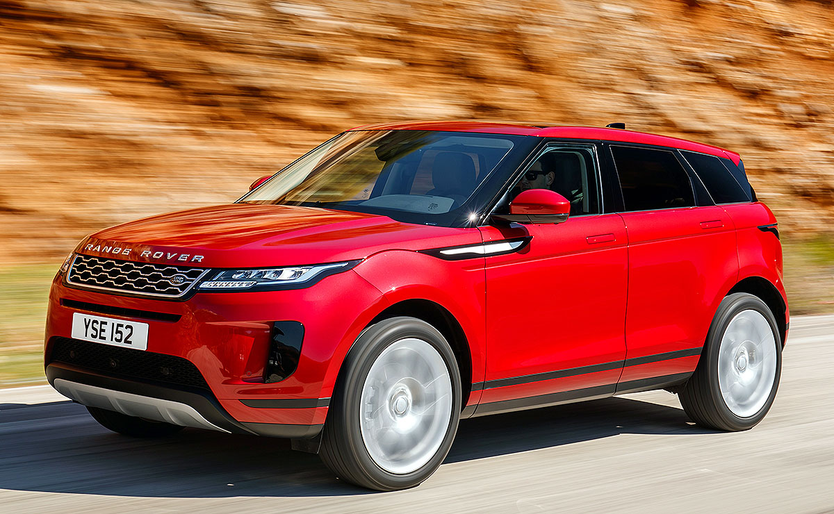 2020 Range Rover Evoque: Redesign, Specs, News, Release >> 2020 Range Rover Evoque Reviews