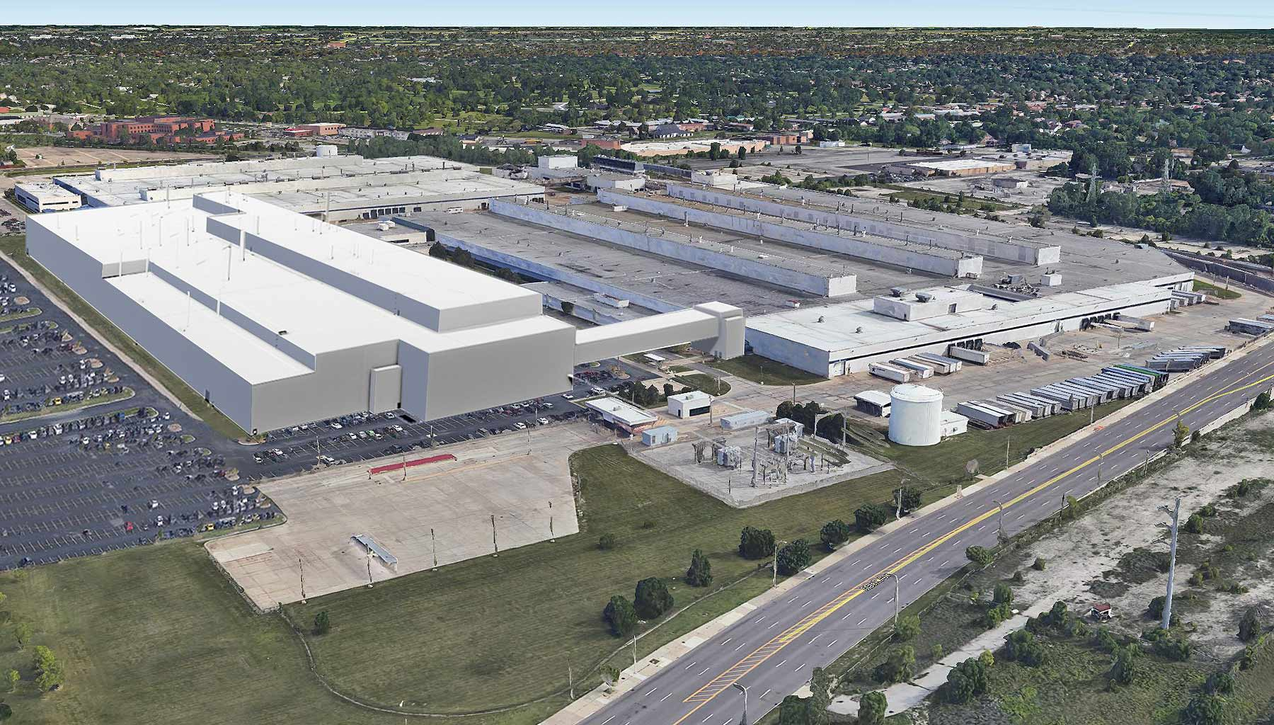 Detroit finishes FCA land deals for new Jeep plant