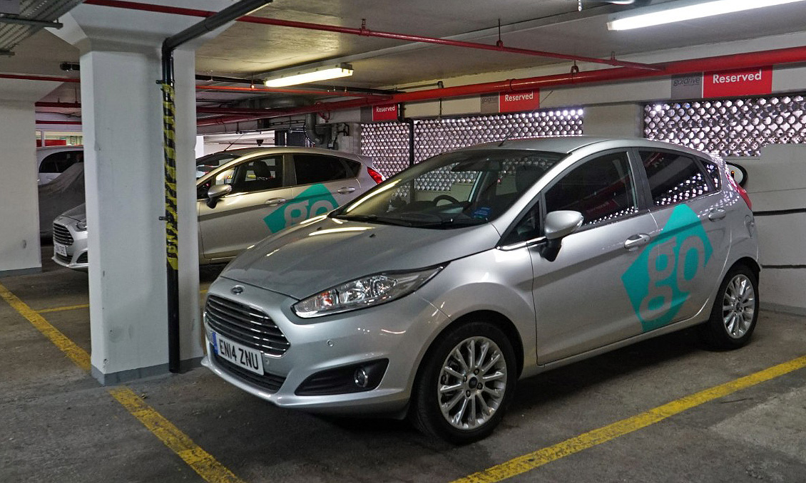 factory authentic 34dfb f6d00 Ford Credit car-sharing plan aims to cut ownership costs
