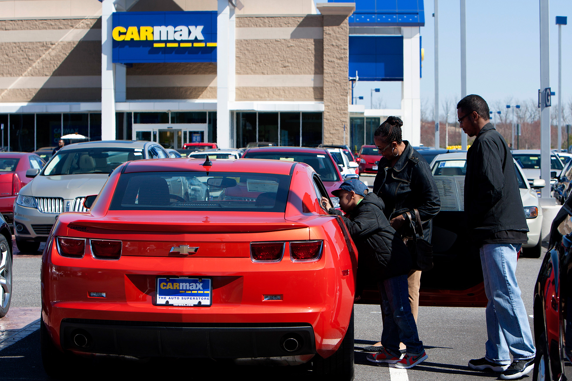 Carmax Originates 15 Million In Subprime Loans In Latest Quarter