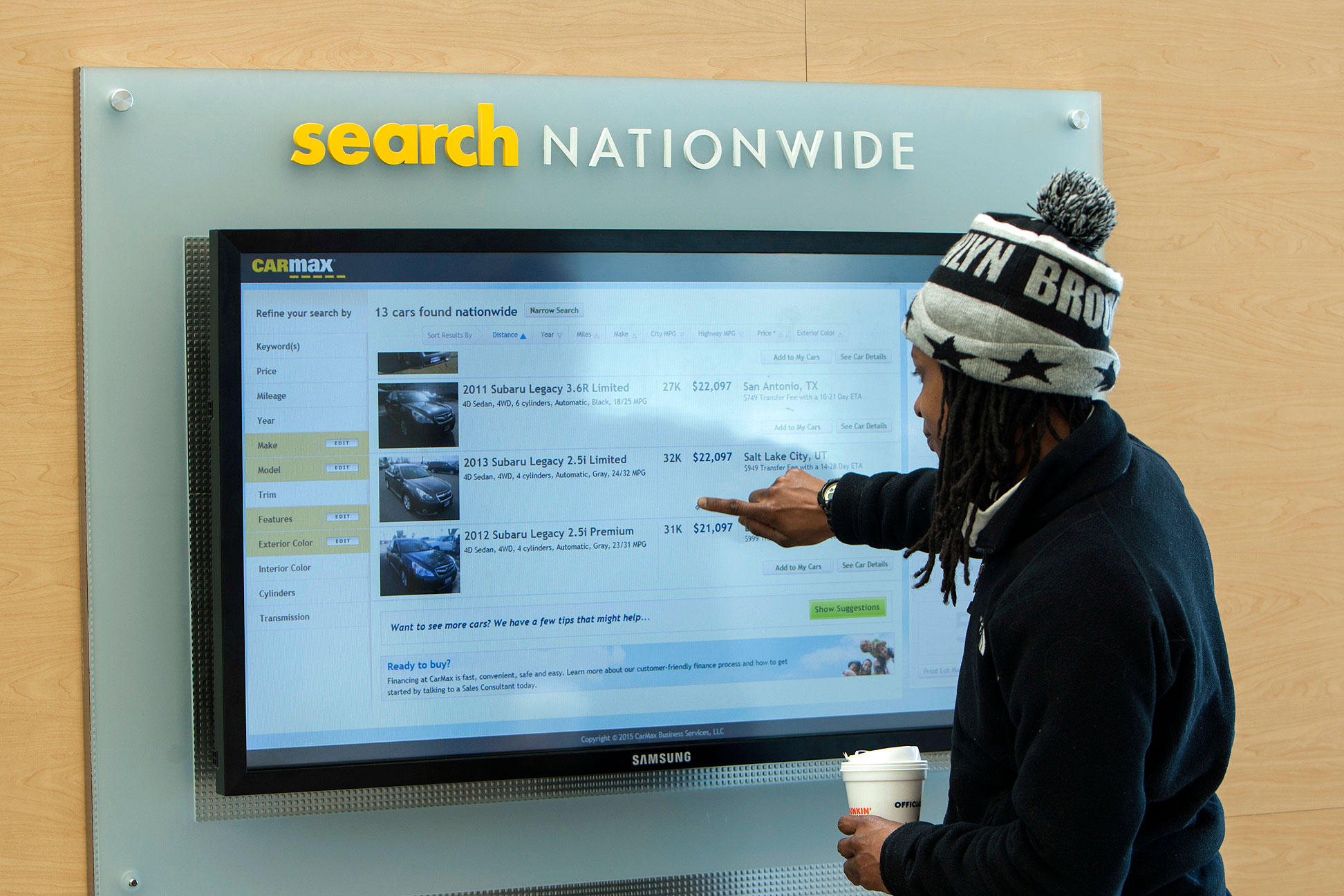 CarMax to offer loan pre-qualifying online for all stores