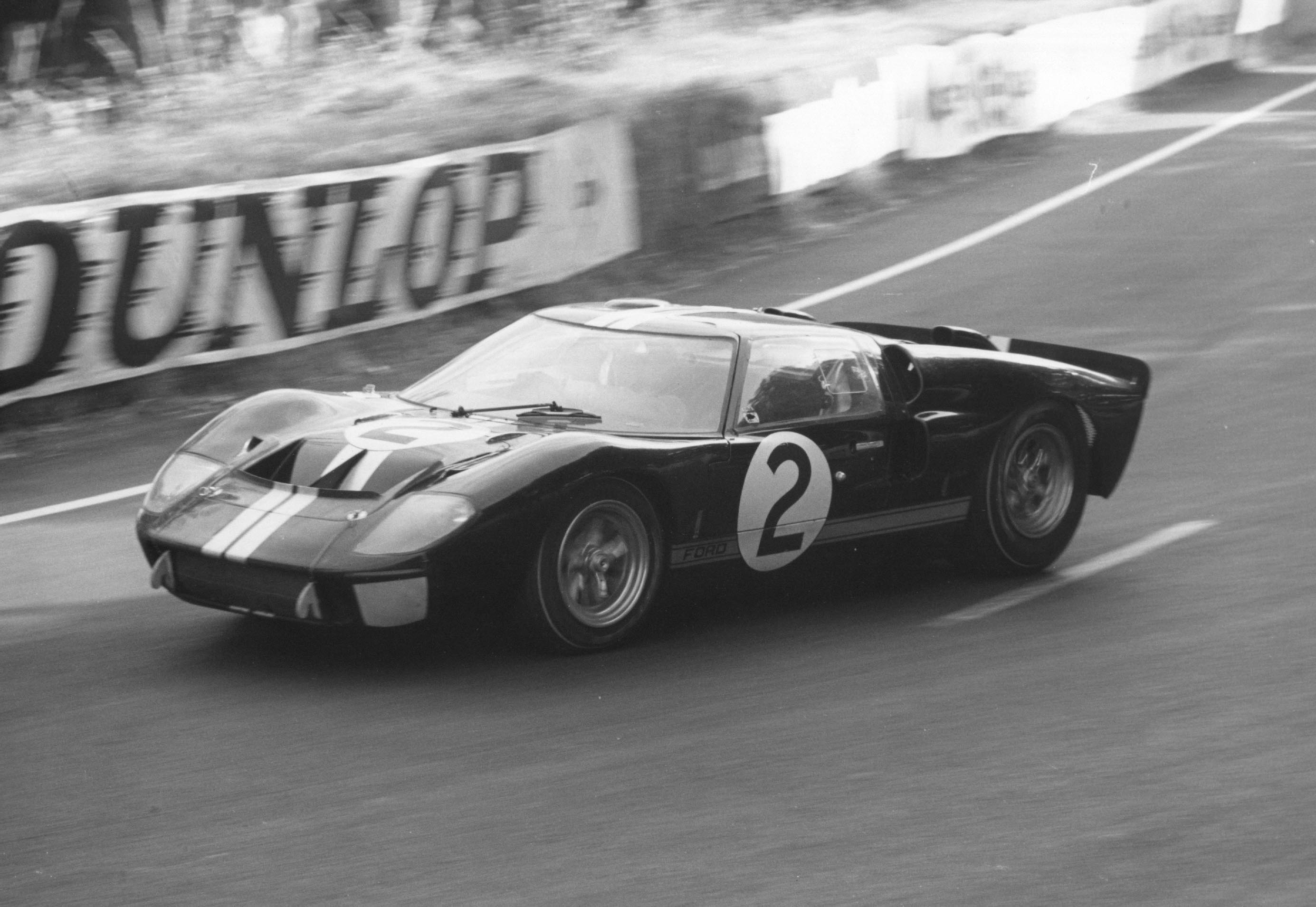 Ford Documents Gt Le Mans Victory Over Ferrari Ahead Of New Movie