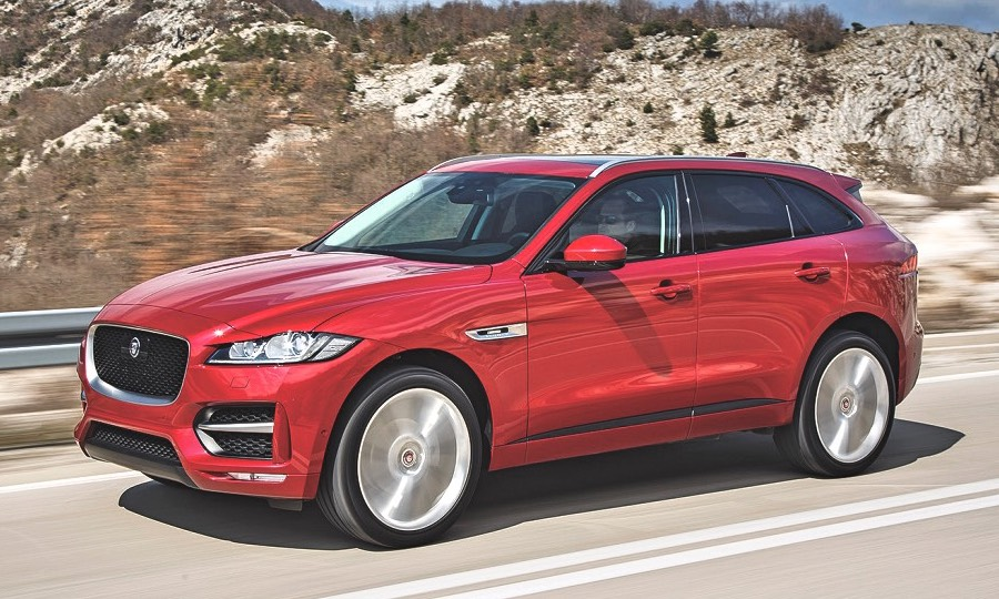 Jaguar F-Pace rated 'least reliable vehicle'
