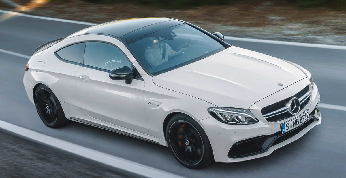 2017 C63 Amg Coupe Price >> Next Mercedes Amg C63 Coupe Offers More Power For A Price