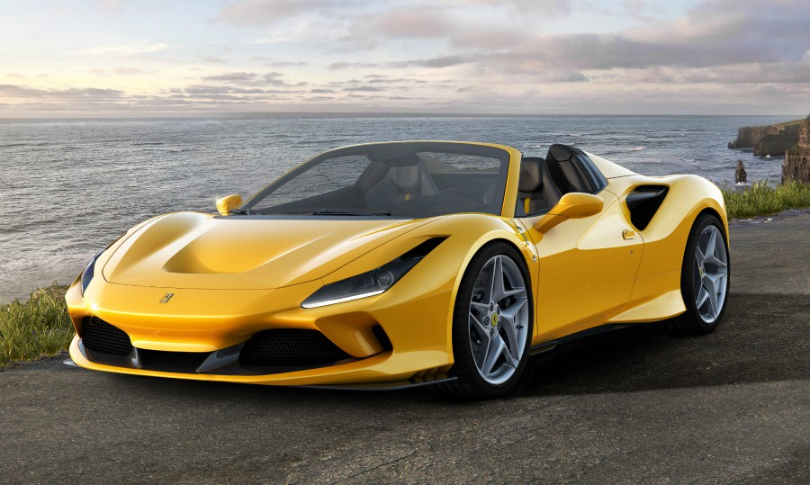 Ferrari advances product offensive with two new folding hardtops