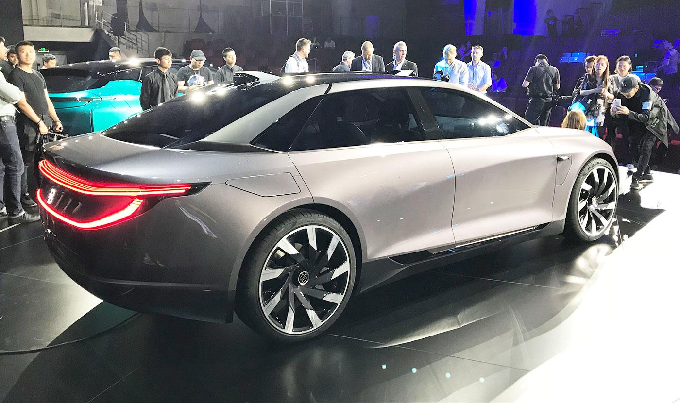 Byton offers window into China's EV craze