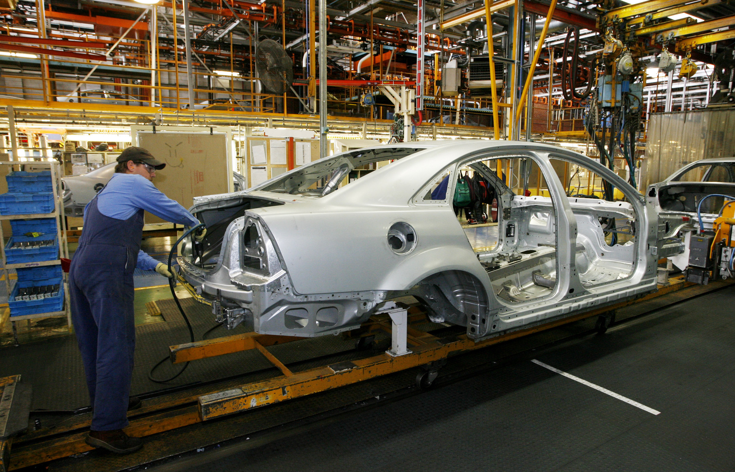 Automakers Win 178 Million In Australia Aid To Support Manufacturing Jobs