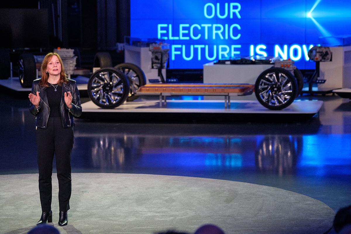 GM's EV future