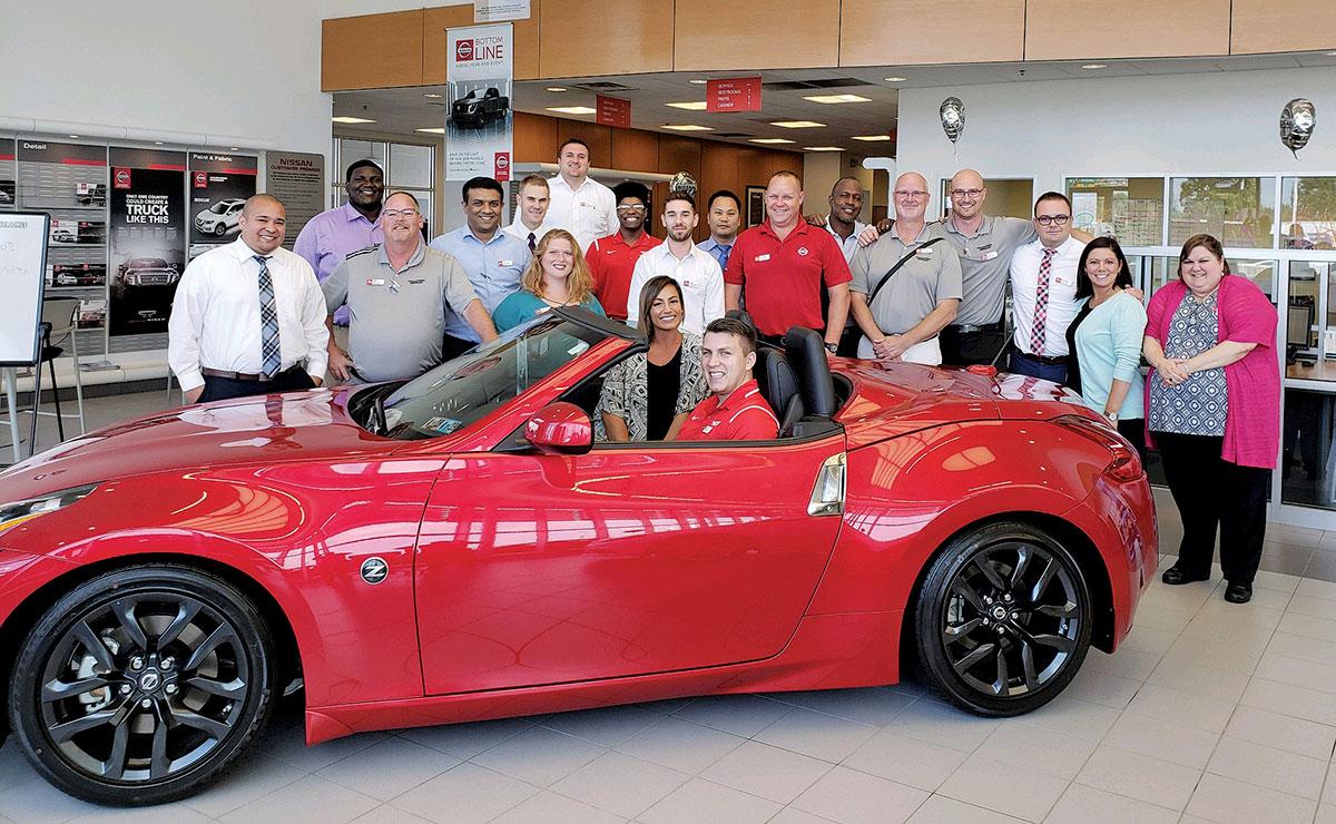 Faulkner Nissan Harrisburg >> Faulkner Nissan Harrisburg