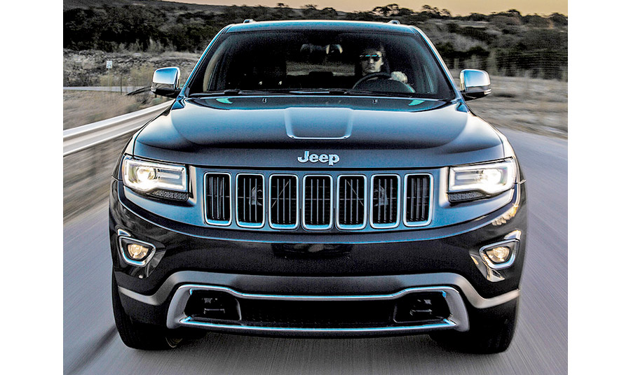 Jeep Grand Cherokee Redesign >> Grand Cherokee Redesign Delayed At Least A Year
