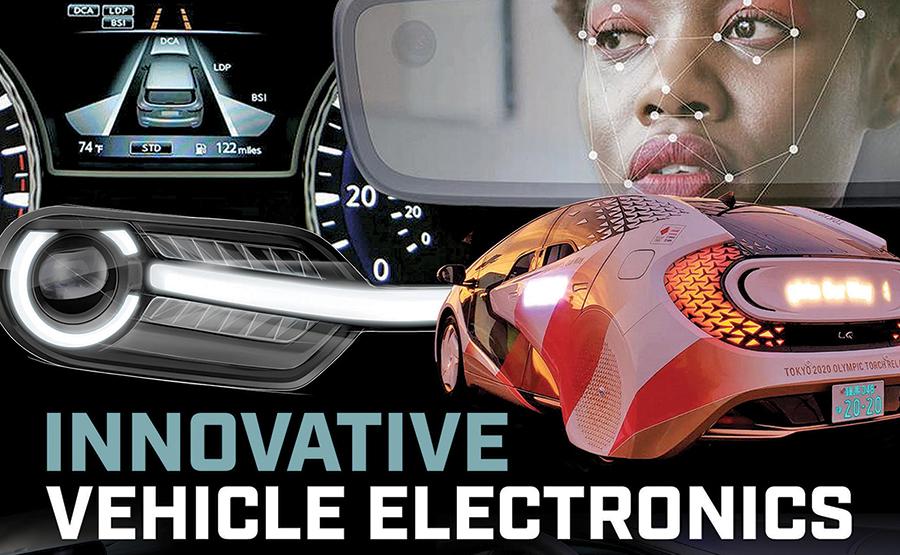 Innovative Vehicle Electronics