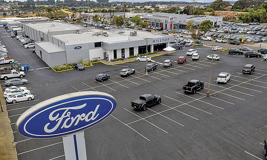 Inventories were 53 percent below 2020 levels at the start of August, Cox Automotive said.