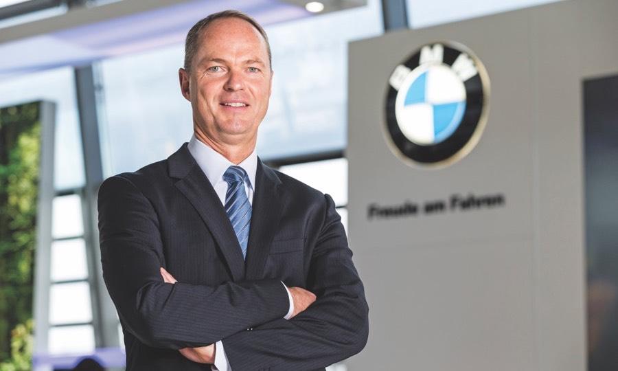 BMW's Bernhard Kuhnt: Wary of tariffs, confident about EVs
