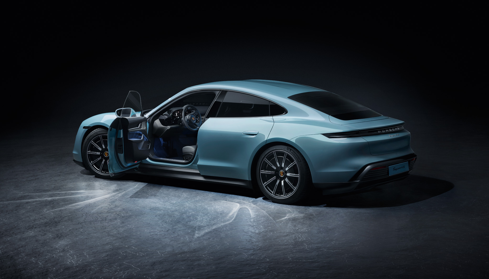Porsche Expands Taycan Family With 105 150 4s Variant