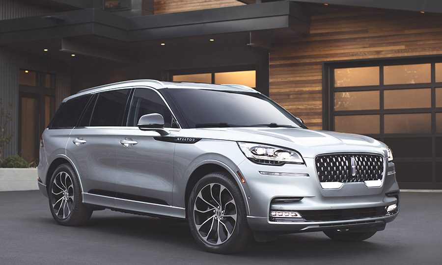 5 Things To Know About The 2020 Lincoln Aviator