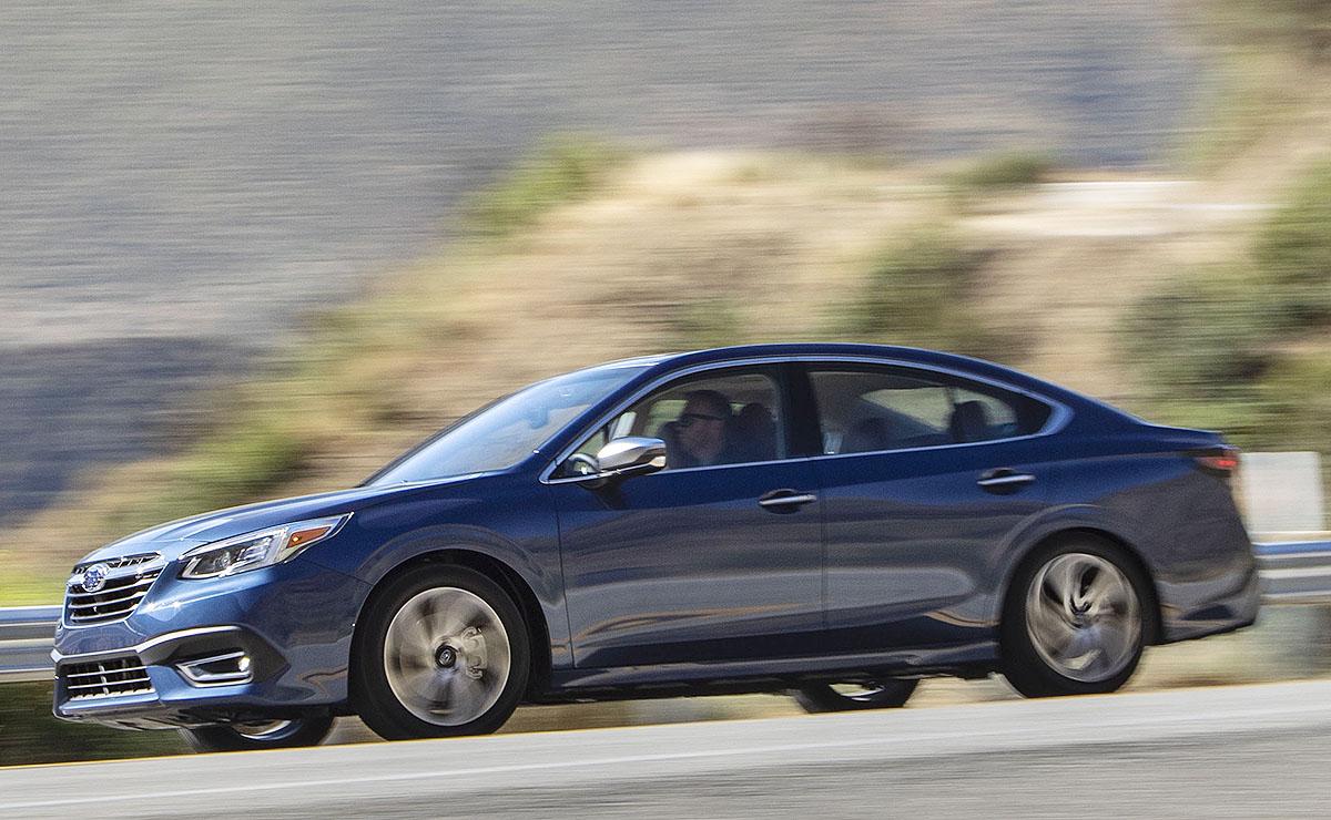 2020 Subaru Legacy reviews