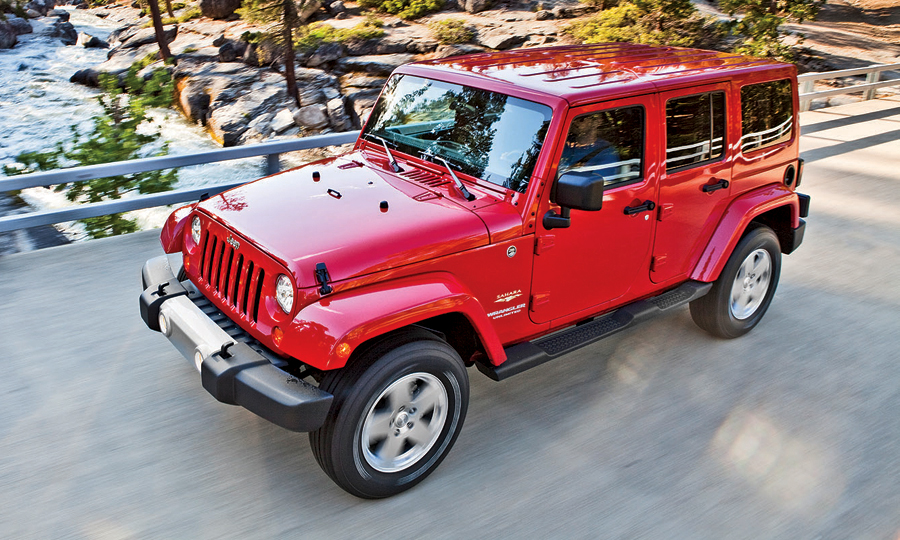 A 2017 Jeep Wrangler Was At The Center Of Dispute Between Carmax In Norcross Ga And Used Car Dealer