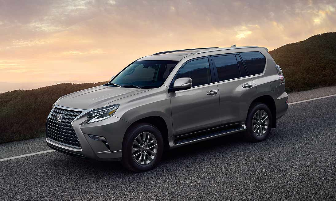 2020 Lexus GX Redesign, Release Date And Price >> Freshened 2020 Lexus Gx 460 Gets New Look Off Road Toys