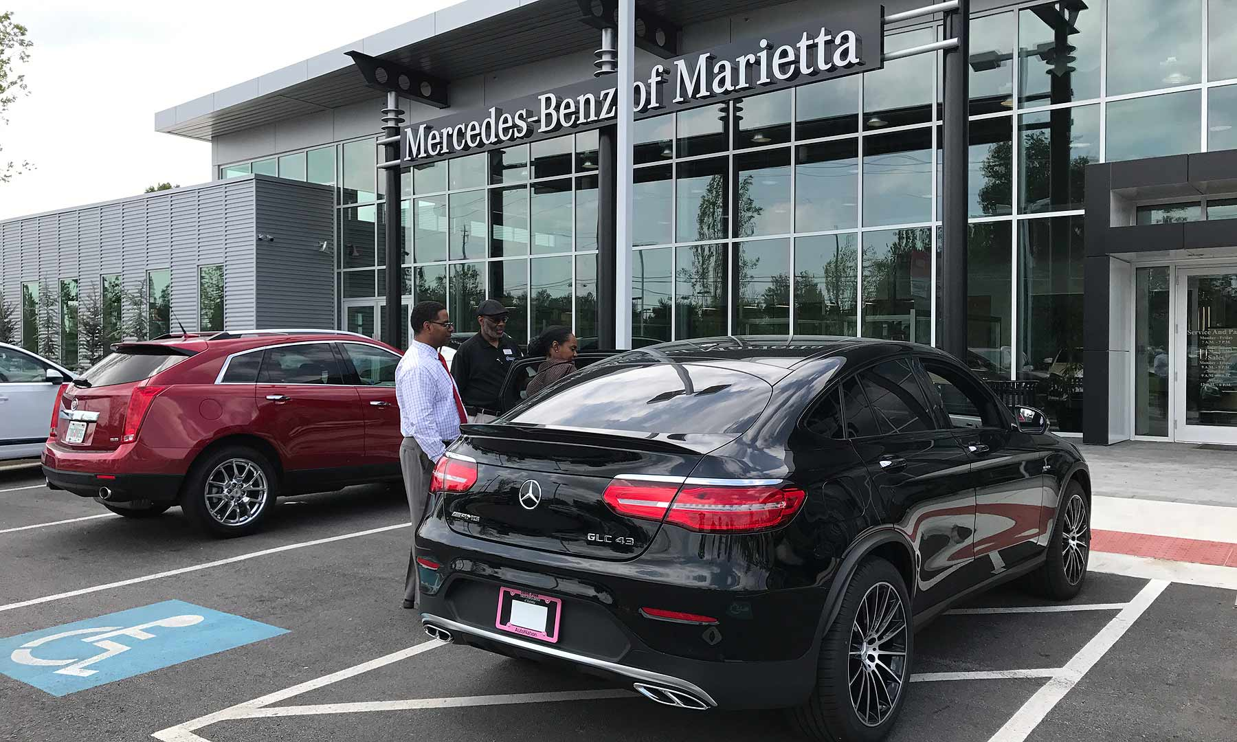 Mercedes Benz Expands Subscription Service To Atlanta