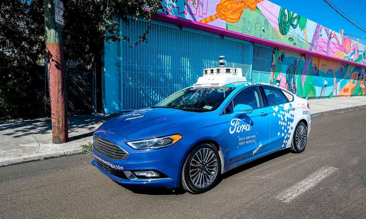 Ford Motor's blueprint for autonomous vehicle profits