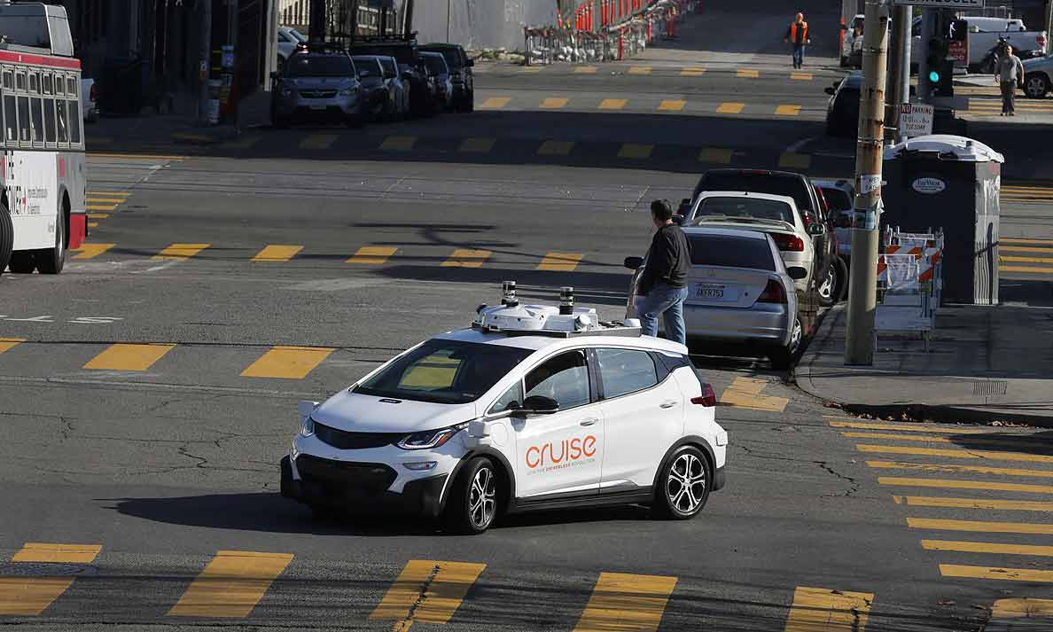 How GM got ahead of Waymo in deal with Honda