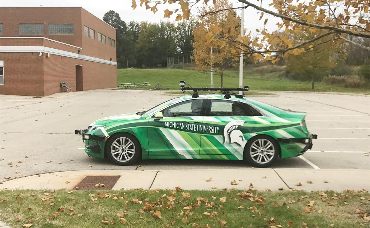 Light rain can undermine self-driving systems, Michigan