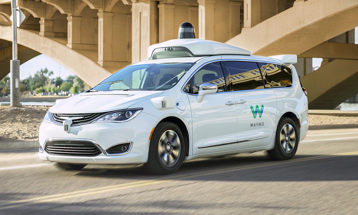 Waymo's first commercial robotaxi service launches in Phoenix today