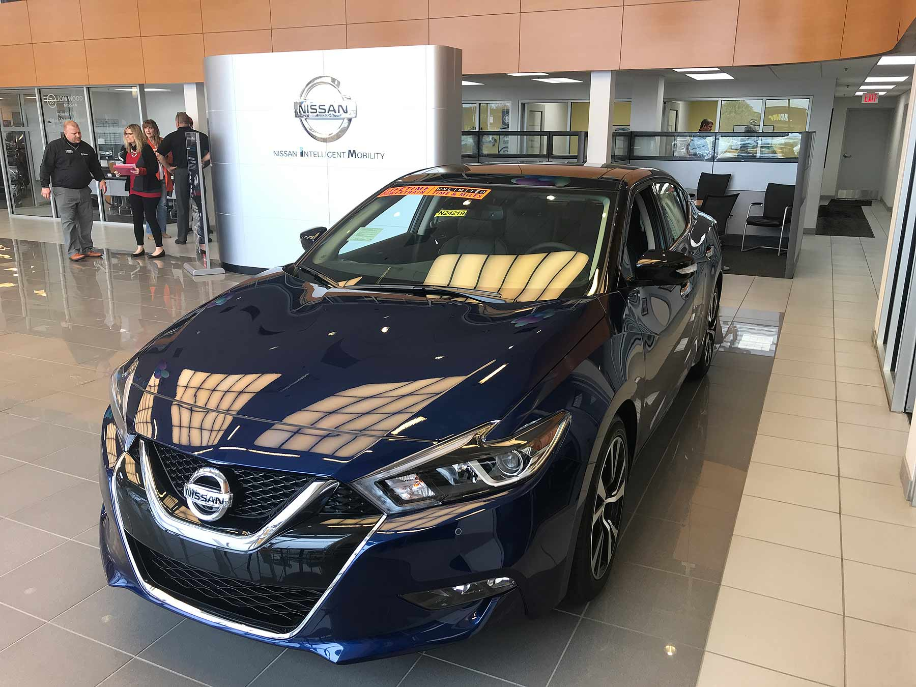 Nissan Luxury Brand >> Nissan April U S Sales Brand Sales Bounce Back 11
