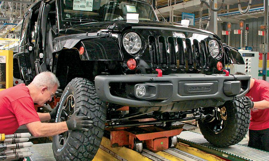 Jeep Wrangler To Stay In Toledo Cherokee Leaving Based Pickup Coming