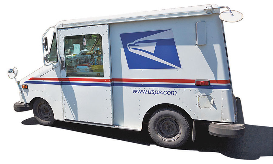 Postal Service names six finalists to design next delivery vehicle