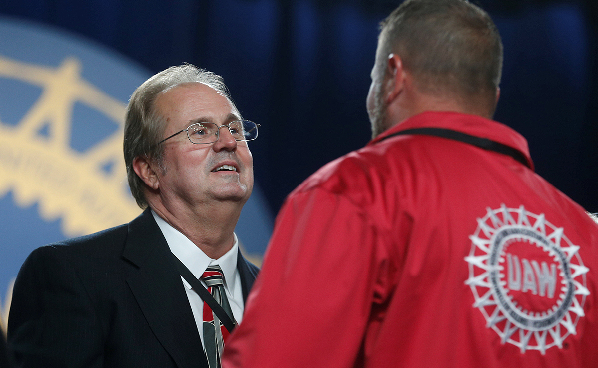 Will Gary Jones reform the UAW?
