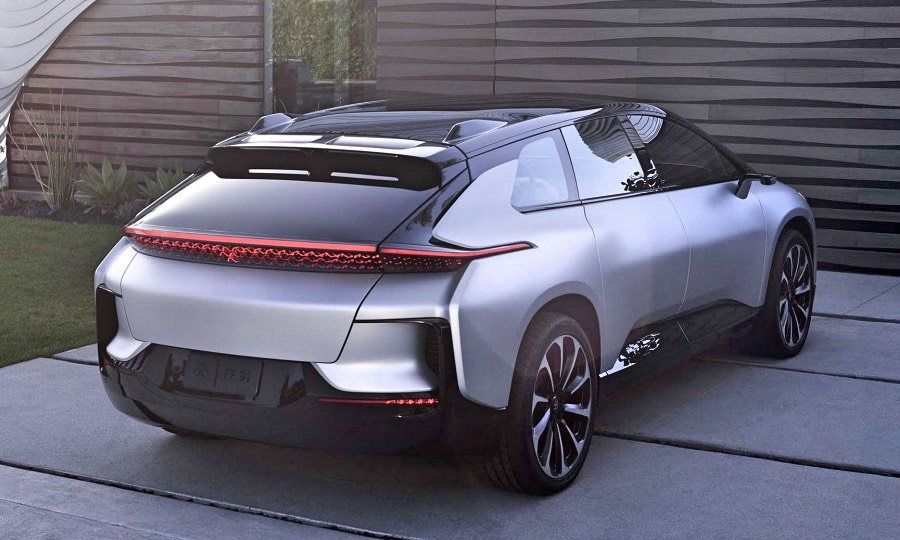 Faraday Future A Chinese Electric Vehicle Startup Aiming To Start Ing Its First Model In Early 2019 Is Effectively Insolvent One Of Founders