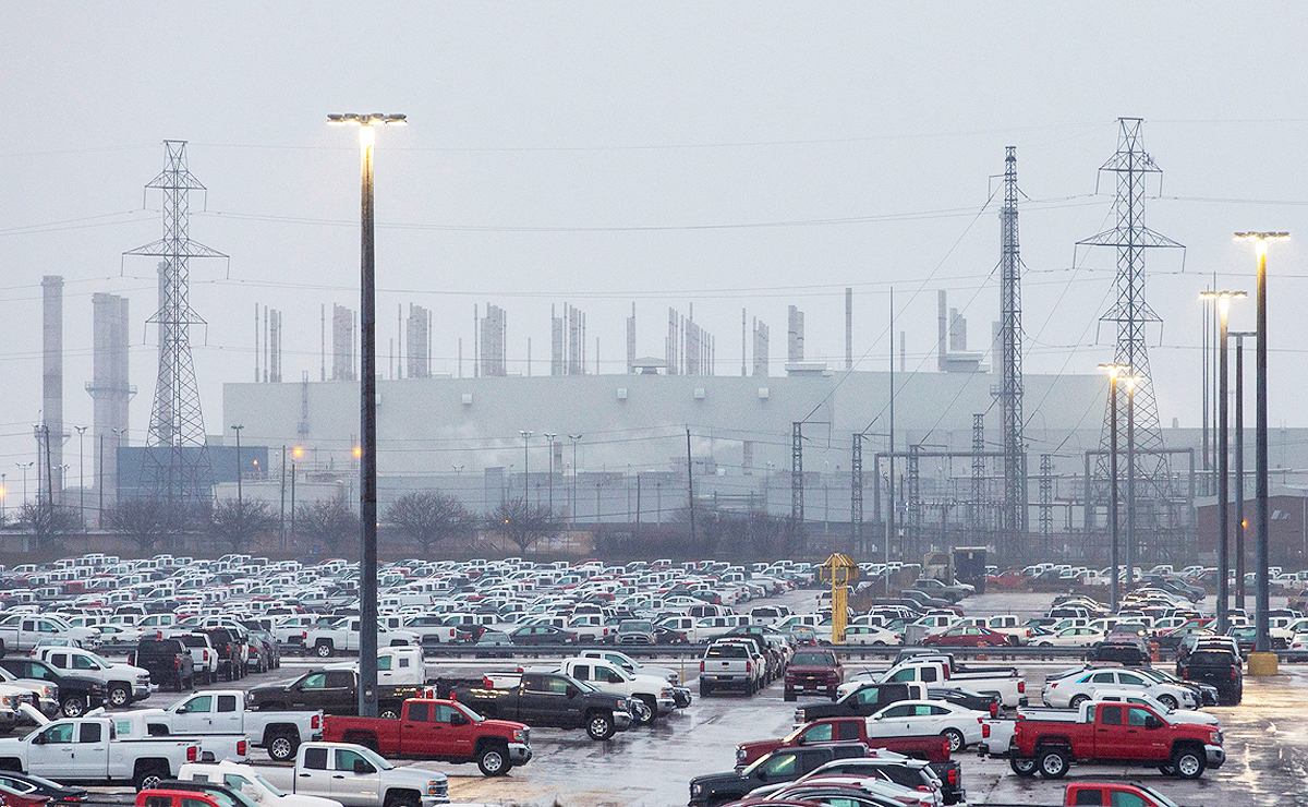 gm targets 5 n a plants for closure will slash 15 of salaried jobs gm targets 5 n a plants for closure