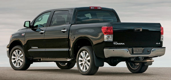 Toyota tackles new Tundra trouble