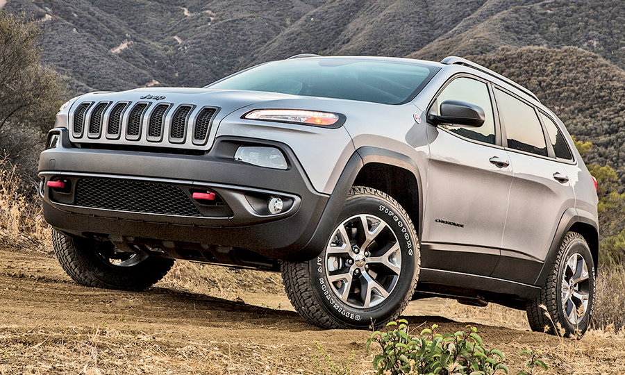 Another fix for Jeep's troubled 9-speed
