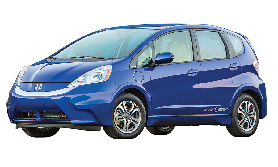 Honda Lease Payment >> Honda Slashes Fit Ev Lease Price To 259 Month