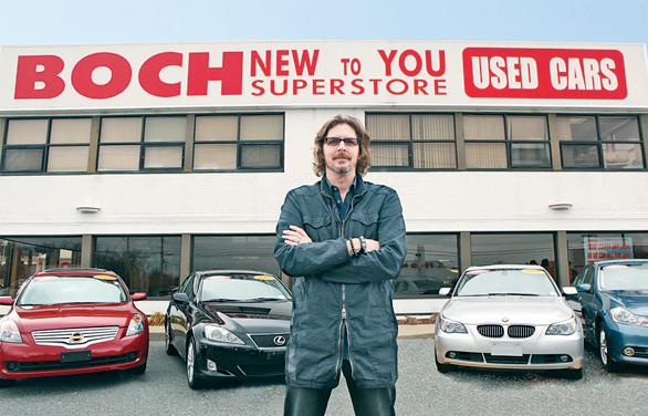 Boch New To You >> Dealer Ernie Boch Ponders Bid For Boston Globe