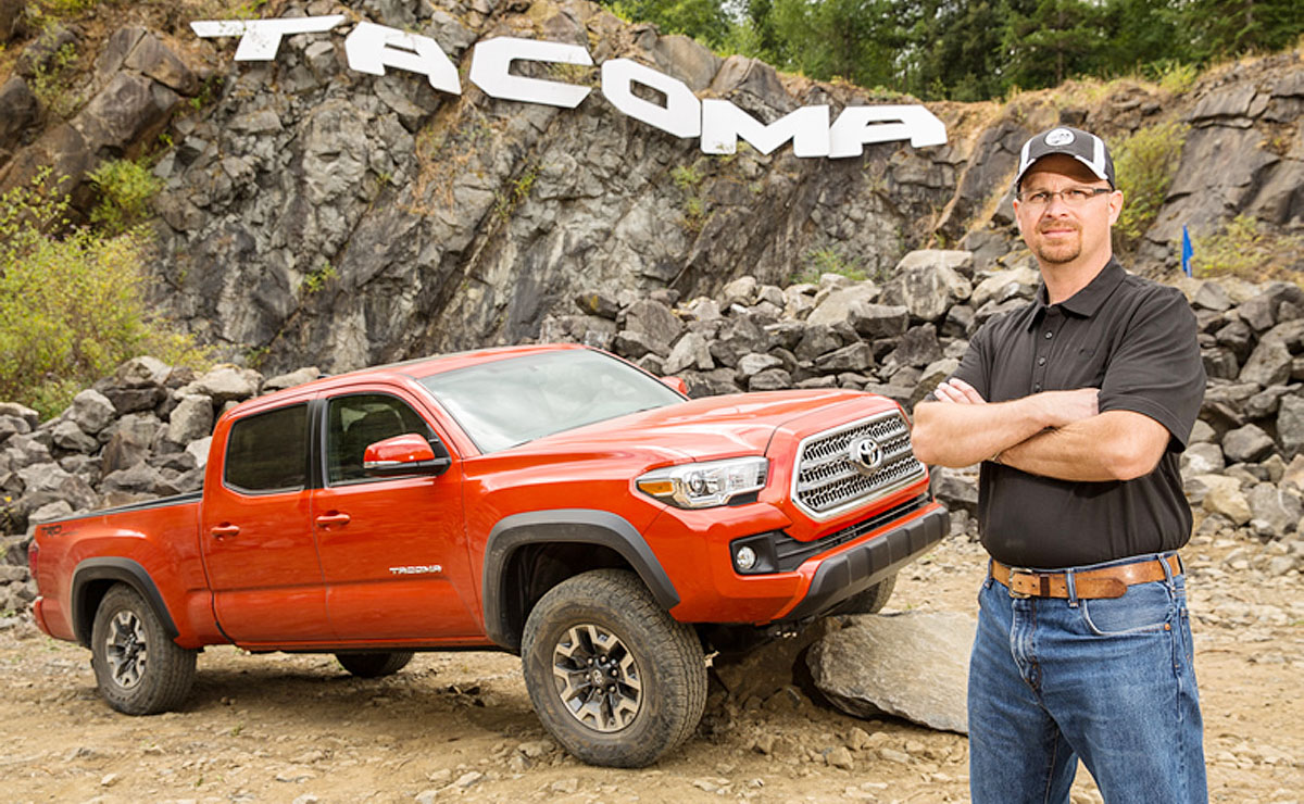 Toyota S Mike Sweers Helps Americanize Tundra Tacoma