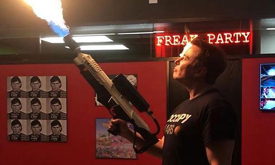 Elon Musk smokes weed, sips whiskey on Joe Rogan podcast