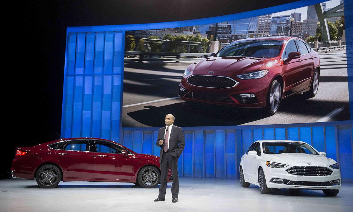 Ford S Nair Sensors Software Are Self Driving Cars Main