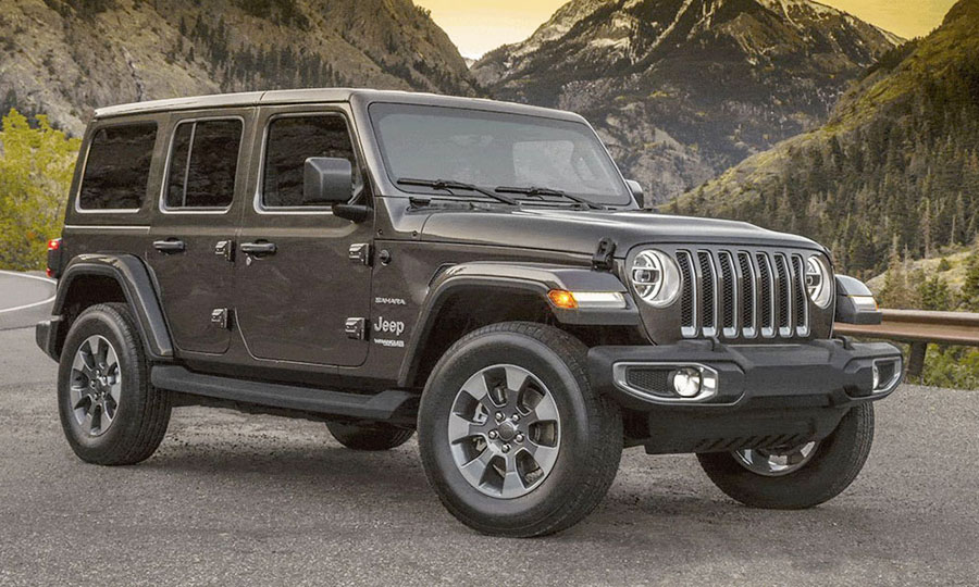 2018 Jeep Wrangler: Redesign, Aluminum Elements, Engines >> Jeep Wrangler Gets Big Boost In Fuel Economy
