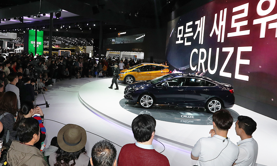 GM Korea becomes latest cost target