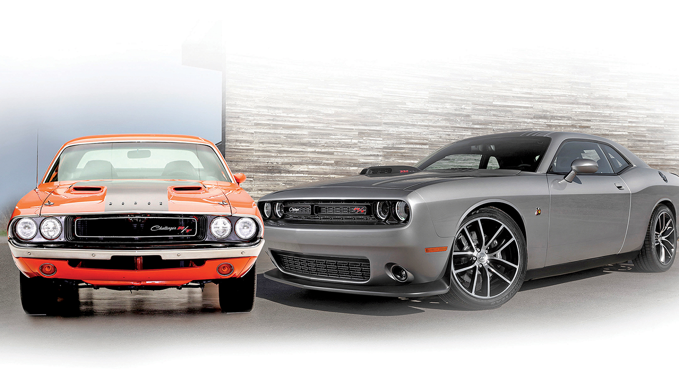 Dodge Challenger Powers On While Novelty Wears Off Other Retro