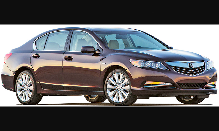 The Sport Hybrid System Allows Rlx To Combine Takaburi Which Translates Smart Exhilarating Luxury With Inomama Means Handling At Will