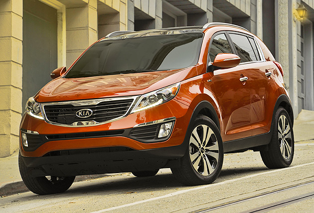 Kia Sportage Attract >> Sportage Continues Kia S Quest To Attract Young Buyers With Styling