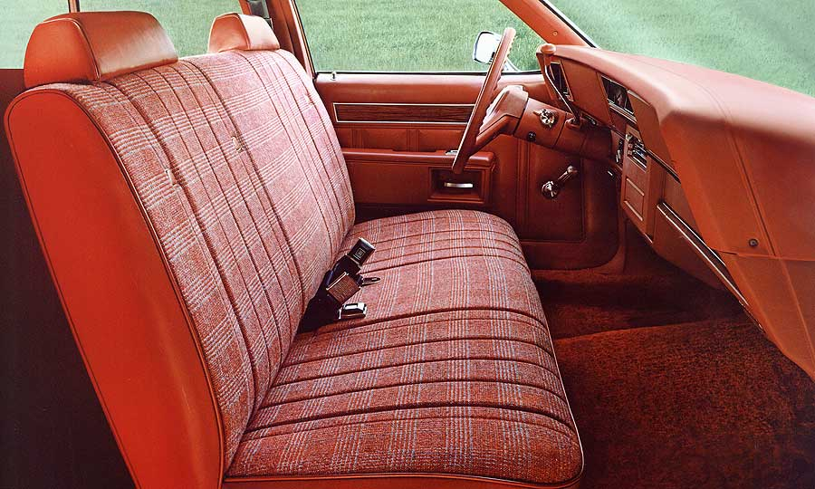 Fine Chevy Marks The End To Front Bench Seats In Cars Creativecarmelina Interior Chair Design Creativecarmelinacom
