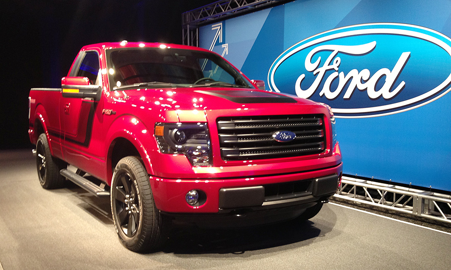 Ford Truck Enthusiast >> Ford Aims F 150 Tremor At Street Truck Enthusiasts